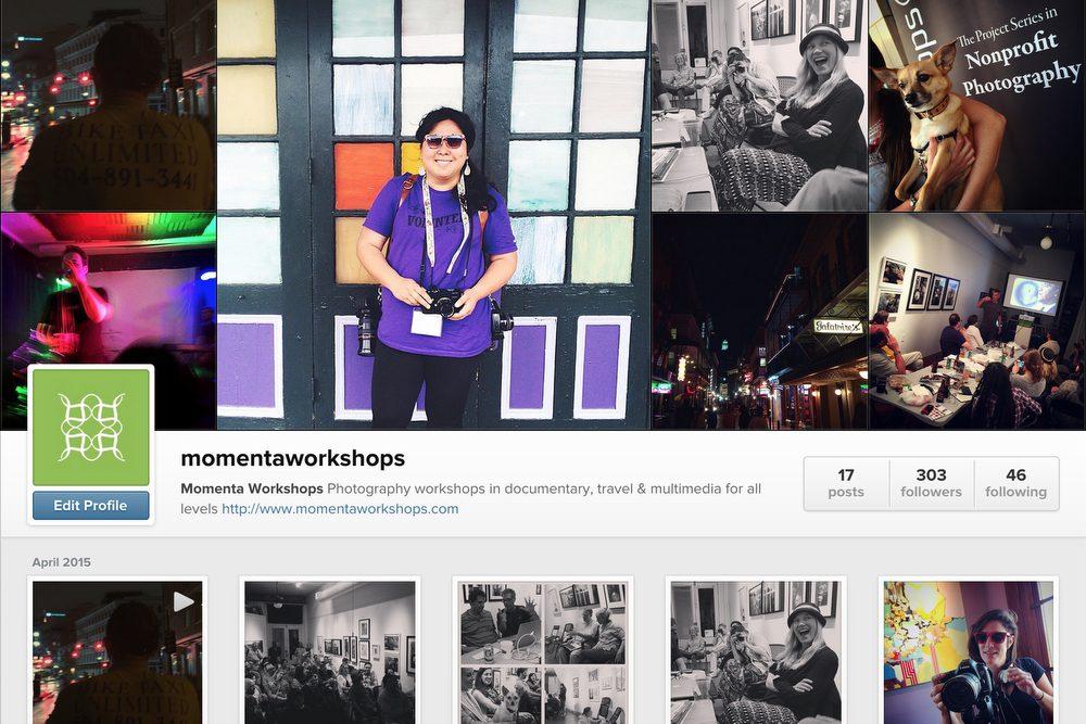 Momenta-Instagram