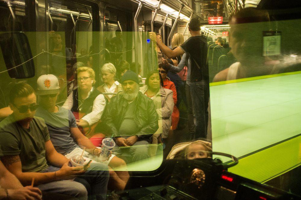 N Train, San Francisco © Amy Osborne